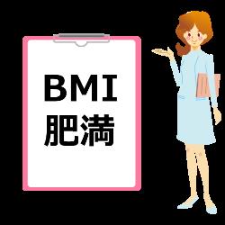 肥満度診断 BMI指数