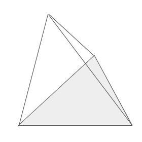 三角錐の体積